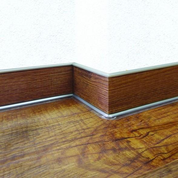 Lišty na podlahu